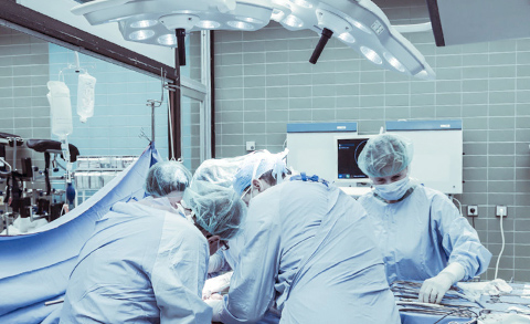 Лечение рака желудка операция